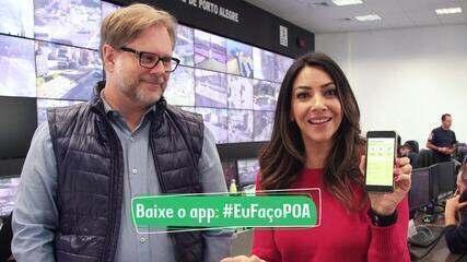 Prefeitura de Porto Alegre aposta em aplicativo no combate a roubo de veículos