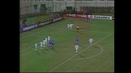 Gols de Wagner Lopes pelo Japão na Copa América de 1999