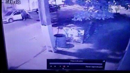 Vídeo mostra momento que jornalista é morto em Maricá, no RJ
