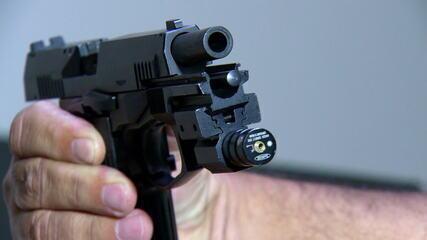 Polícia encontra arma que matou pastor é encontrada no quarto de um de seus filhos