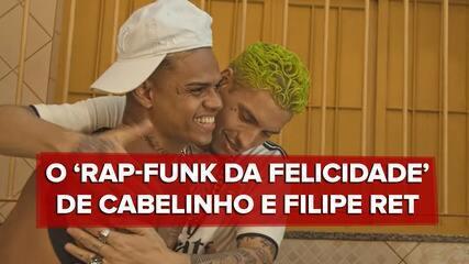 'Favela' - MC Cabelinho e Felipe Ret - G1 Ouviu