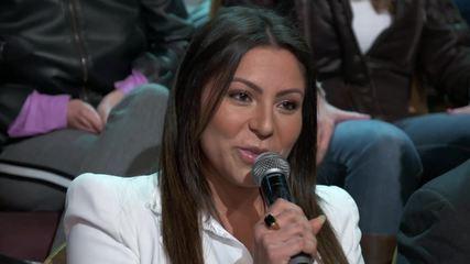 Thammy Miranda e Andressa Ferreira revelam detalhes de gravidez no 'Conversa Com Bial'