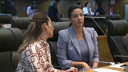 Encontro de Dino e Sarney repercute na Assembleia Legistativa do Maranhão