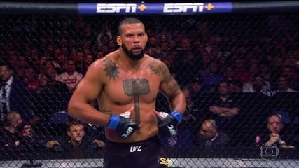 Thiago Marreta enfrenta Jon Jones buscando o cinturão do UFC
