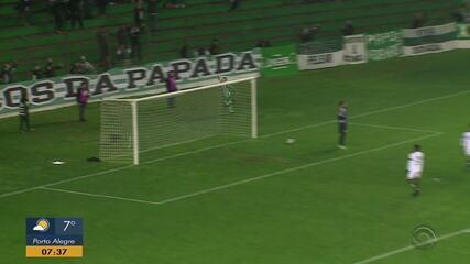Juventude vence o Luverdense por 2 a 0
