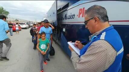 Ariel Palacios: número de imigrantes deportados do México cresce 33% em um mês