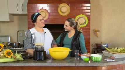 Aprenda uma deliciosa receita de pamonha para fazer nas festas julinas (parte 1)