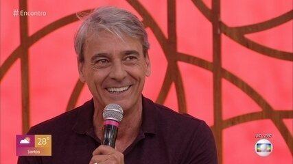 Alexandre Borges interpreta o playboy Quinzão em 'Verão 90'