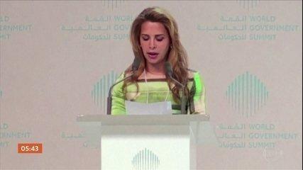 Princesa Haya de Dubai foge do marido e procura refúgio em Londres
