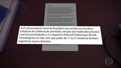 Força-Tarefa da Lava Jato diz que acusações contradizem fatos públicos