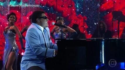 Diogo Nogueira faz homenagem a Ray Charles