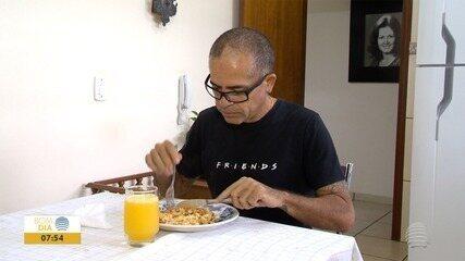 Assista à reportagem com João Carlos de Souza, exibida pelo Bom Dia Fronteira desta segunda-feira (8)