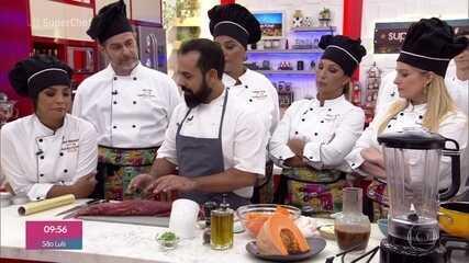 Workshop - comida nordestina