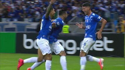Melhores momentos de Cruzeiro 3 x 0 Atlético-MG pelas quartas de final da Copa do Brasil