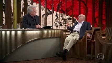 Boris lamenta que amnésia tem acometido brasileiros quando se trata da história e política