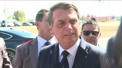Bolsonaro diz que decisão está tomada: vai indicar filho para embaixada