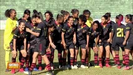 A última Série A1 do Sport: Sem estrutura e sem apoio, futebol feminino do Sport sucumbe no Brasileiro