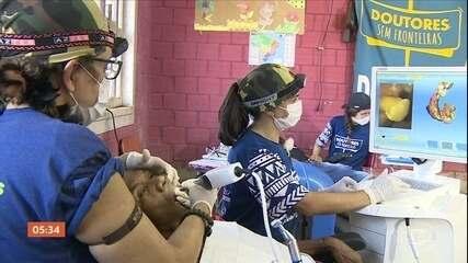 Termina mais uma etapa do projeto Doutores Sem Fronteiras