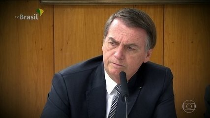 Bolsonaro quer acesso a dados sobre desmatamento antes da divulgação