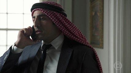 Fauze avisa Dalila que Laila está tentando convencer Jamil a desistir do casamento