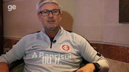 Odair fala sobre os 20 meses no comando do Inter e das chances de título em 2019
