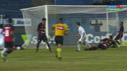 Veja os gols de Londrina 3x1 Vitória, pela 11ª rodada da Série B do Brasileiro