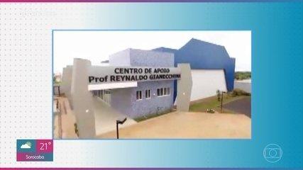 Reynaldo Gianecchini revela sobre um projeto para ajudar pessoas carentes