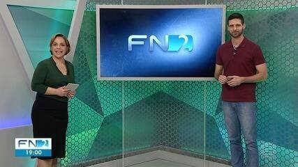 Fronteira Notícias 2ª edição destaca o ótimo dia do handebol regional