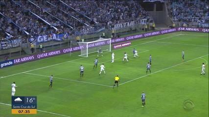 Melhores momentos de Grêmio x Libertad