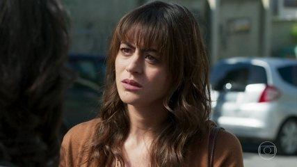 Helena procura Missade e diz que se preocupa com ela