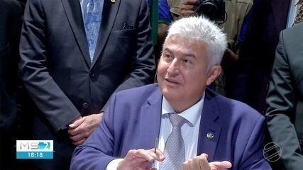 Ministro Marcos Pontes participa da SBPC, em Campo Grande