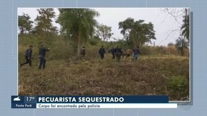 Encontrado corpo de pecuarista sequestrado no Paraguai