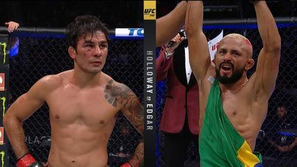 Deiveson Figueiredo venceu Alexandre Pantoja por decisão unânime no UFC 240