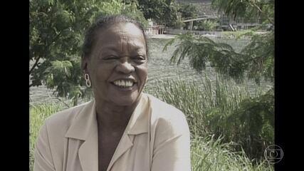 Ruth de Souza morre aos 98 anos e Fantástico relembra os mais de 70 anos de carreira