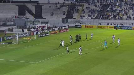 Melhores momentos de Ponte Preta x América-MG pelo Campeonato Brasileiro da Série B