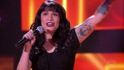 """Samara Bueno canta """"You Got It"""""""
