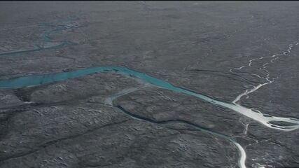 Jorge Pontual: em 2019, 11 bi de toneladas de gelo derreteram em um único dia na Groenlândia