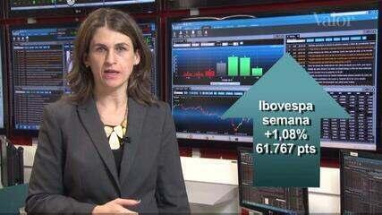 Ibovespa tem mais uma semana de ganhos