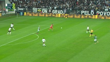Melhores momentos de Corinthians 1 x 1 Palmeiras pela 13ª rodada do Campeonato Brasileiro