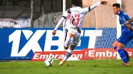 Melhores momentos: Vasco 0 x 0 CSA pela 13ª rodada do Campeonato Brasileiro