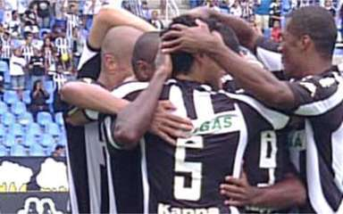 O primeiro gol dessa jogada não foi do Atlético-MG. Pelo jeito, foi do Botafogo de 2008
