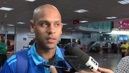 Carlinhos fala sobre o empate do CSA contra o Vasco
