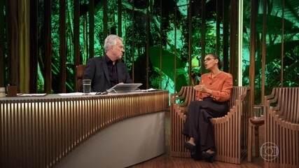 Marina afirma que não quis usar da religião para atrair eleitores