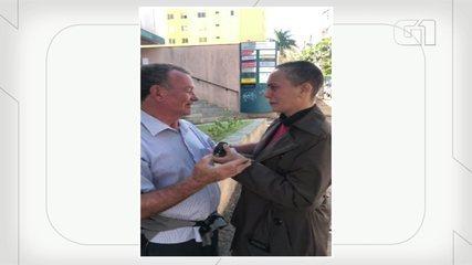 Aposentado devolve carro que ganhou em rifa, em Londrina