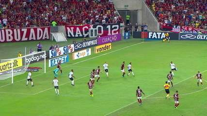 Melhores momentos de Flamengo 3 x 1 Grêmio pela 14ª rodada do Campeonato Brasileiro