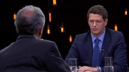Ministro do Meio Ambiente e ex-diretor do Inpe discutem no programa Painel