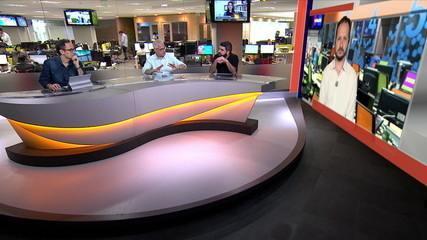 Comentaristas debatem a utilização do VAR durante as partidas do Campeonato Brasileiro