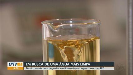 Pesquisadores da USP de São Carlos identificam método que degrada alguns medicamentos na água