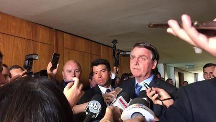 Bolsonaro afirmou que o 'Brasil todo está sem dinheiro'