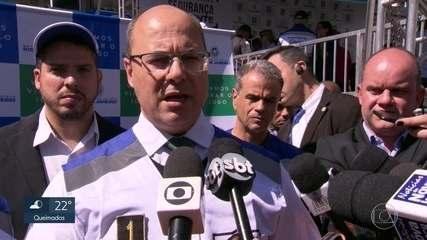 Witzel responsabiliza ONGs de direitos humanos pelas mortes de inocentes nas favelas